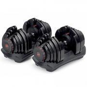 เมื่อซื้อดัมเบล Bowflex SelectTech 1090 + Bowflex SelectTech 5.1 Series Adjustable Benchฟรี Dumbbell Stand552/1090